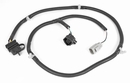 Trailer Wiring Harness for Jeep Wrangler JK 2007-2016 by Rugged Ridge