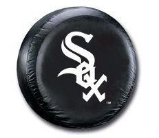 All Things Jeep Chicago White Sox Mlb Tire Cover Black