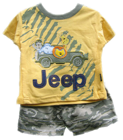 All things jeep jeep baby clothing yellow jeep safari tee camouflage shorts set