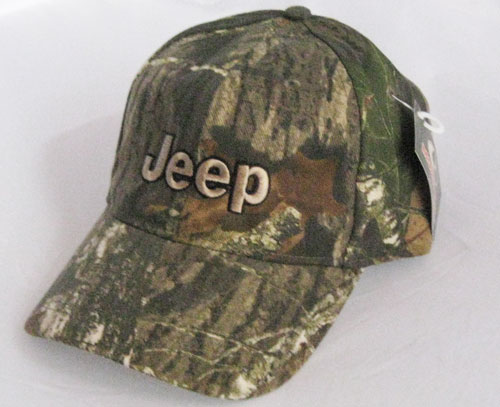 All Things Jeep Jeep Mossy Oak Hat Camo Styling