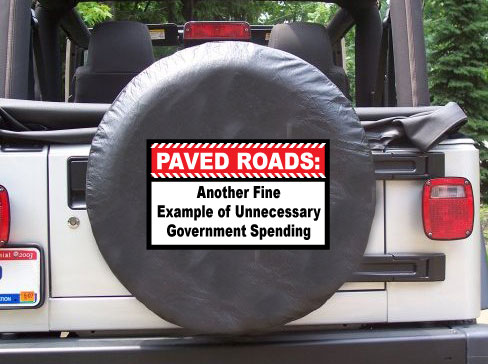 All Things Jeep Spare Tire Cover Paved Roads