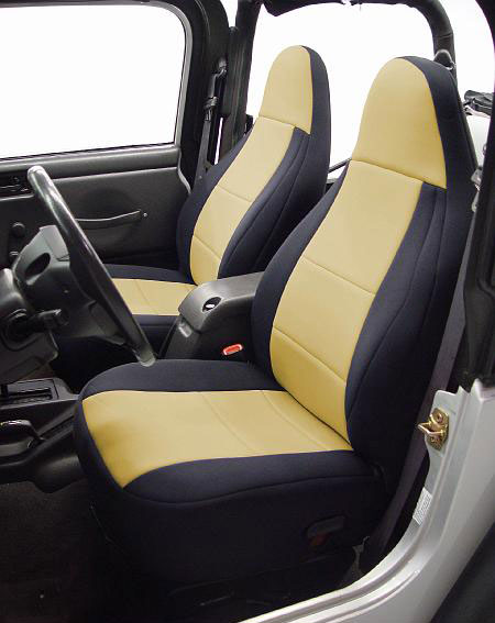 2011 Jeep Wrangler Unlimited Seat Covers