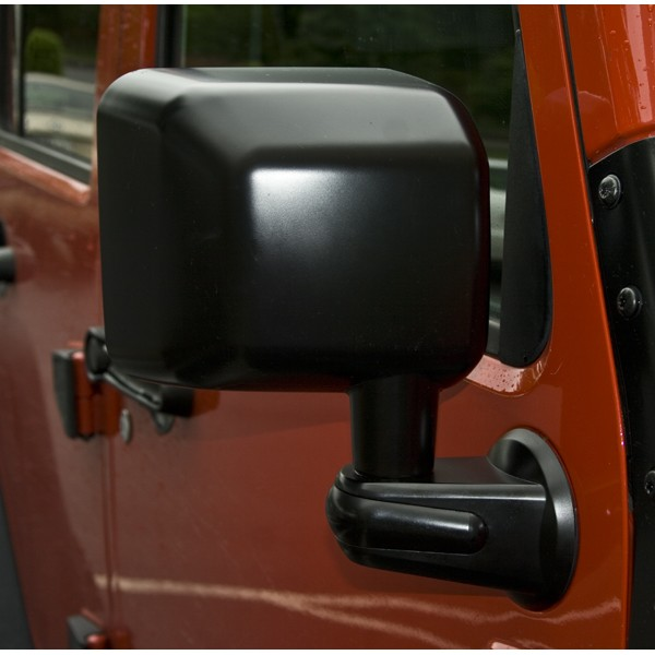 All Things Jeep Passenger Side Mirror For Jeep Wrangler