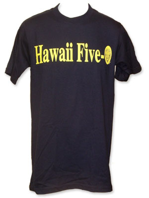Hawaii 5-0 T-Shirt