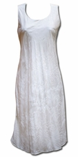 Paradise Beach Wedding Tank Dress