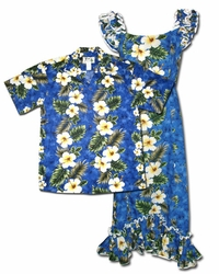 Kalakaua Matching Shirts and Dresses