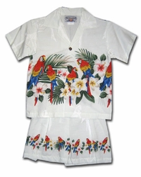 Boys' Hawaiian Shirts
