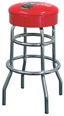 Coca Cola Classic Bar Stool