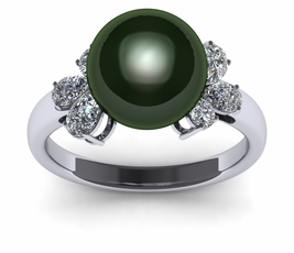 Phallaina Pearl Ring