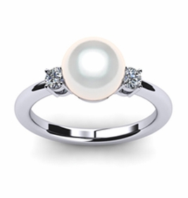 Grace South Sea Pearl Ring