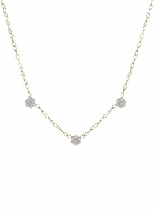 18K Downtown Abbey Necklace (.84 cts. tw.)