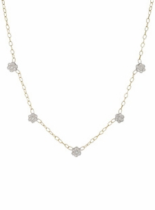 18K Downtown Abbey Necklace (1.40 ct. tw.)