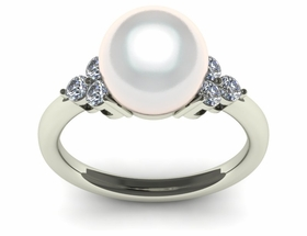 Freshwater Pearl Ring Princess