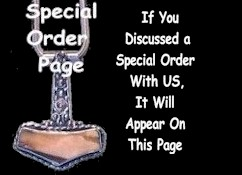 Special<br>Orders