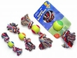 Aspen Toy Tennis Ball N Bone Large