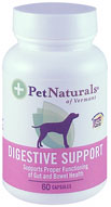 Pet Naturals Digestive Support For Dogs 60 Caps