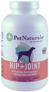 Pet Naturals Hip & Joint For Dogs 120 Tabs