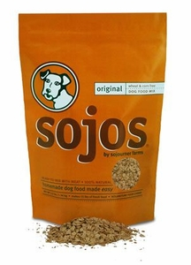 Sojos Original-Style Dog Food Mix 40Lb