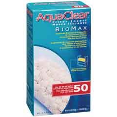 Hagen AquaClear 50 Bio-Max Insert  A-1372  Single Pack