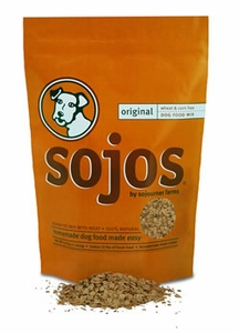 Sojos Original Dog Food Mix 10Lbs