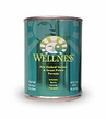 Wellness Venison and Sweet Potato Formula Canned Dog Food Case of 12 / 12.5 oz Cans