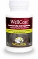 Wellness WellCoat 120ct Bottle for Dogs and Cats