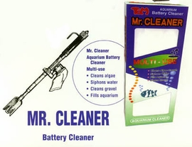 Battery Operated MR. CLEANER  by Tom