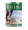 Nature's Variety Instinct Canned Dog Food Lamb Formula Case of 12 / 13.2 oz cans