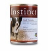 Nature's Variety Instinct Canned Dog Food Duck Formula Case of 12 / 13.2 oz cans