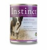 Nature's Variety Instinct Canned Dog Food Rabbit Formula Case of 12 / 13.2 oz cans