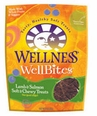 Wellness WellBites Lamb and Salmon Soft and Chewy 8oz bag