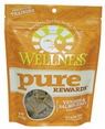 Wellness Pure Rewards All Natural Jerky Bits Venison and Salmon Flavor 6oz bag