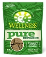 Wellness Pure Rewards All Natural Jerky Bits Turkey 6oz bag