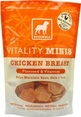 Dogswell Vitality Minis Chicken Breast Treats 5 oz Bag