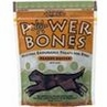 Zukes Peanut Butter Powerbone Dog Treat  6 oz pouch