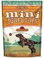 Zukes Mini Naturals Peanut Butter Flavor 6 oz Bag