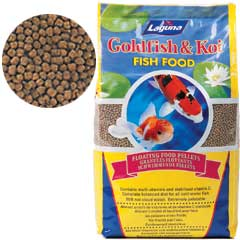 Hagen Pond Laguna Goldfish/Koi Floating Food, Medium Pellet, 7 oz.