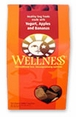Wellness Wellbar Yogurt, Apples and Bananas 20 oz Box