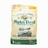 Nutri Dent Brush Bone 8 Pack - Large