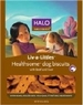 Halo Liv-A-Littes Healthsome Dog Biscuits - Chicken 8 oz Bag