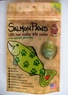Salmon Paws Broccoli Jerky 4 oz Bag
