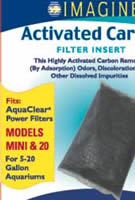 Imagine Aquaclear 20 Active Carbon 3 Pack