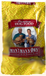 Newman's Own Organics Adult Dog Chicken Formula 25 lb bag