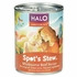 Halo Spot's Stew For Dogs Wholesome Beef Recipe Canned Dog Food 12 / 13 oz Cans