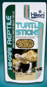 Hikari Tropical Turtle Sticks 1.86 oz