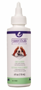 Essentials Ear Cleaner for dogs, 4 oz.