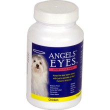 Angels Eyes Dog Tear Stain Eliminator Beef 30 Gram