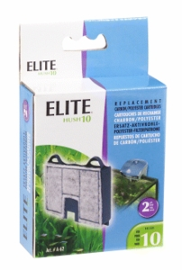 Elite Carbon Cartridge for A60, 2-pack