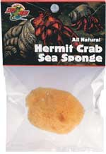 Zoo Med� Hermit Crab Sea Sponge #HS-10