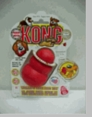 Kong Small Red Chew Toy
